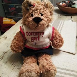 Vintage Tommy Girl Teddy Bear